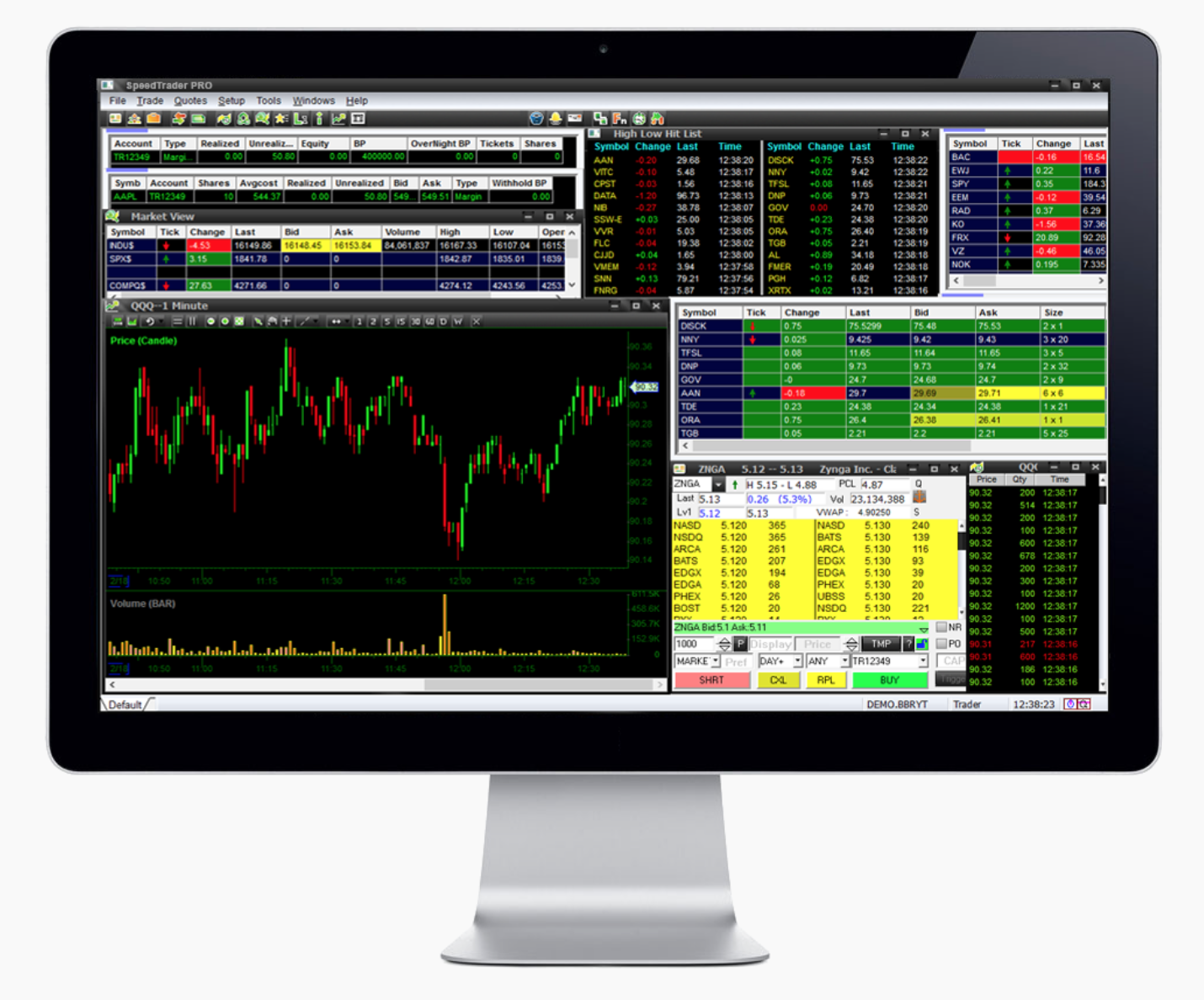 How to use SpeedTrader or SureTrader on a Mac | SwingTraderZ